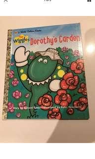The Wiggles - Dorothy's Garden - Little Golden Book