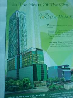 Condominiums at Olive Place