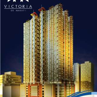 Affordable Condo in Makati , Victoria de Makati Ready for Occupancy