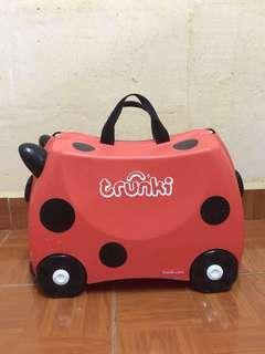 Trunki 2in1 Luggage Bag & Ride On