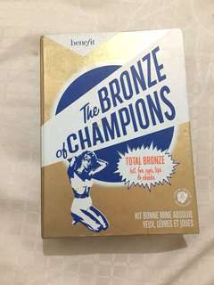 The bronze of champions