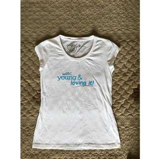 ETC white cotton shirt
