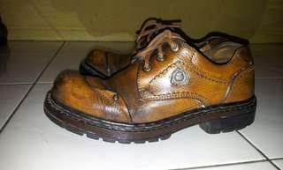 Sepatu Boot GATS Cruiser Kuning