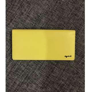 Slightly Used! AGNES B Wallet