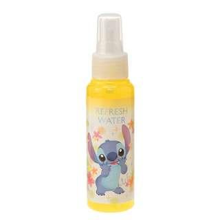 Japan Disneystore Disney Store Stitch Shine Refreshing Water