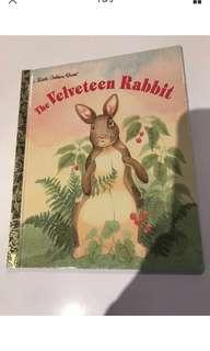 The Velveteen Rabbit - Little Golden Book