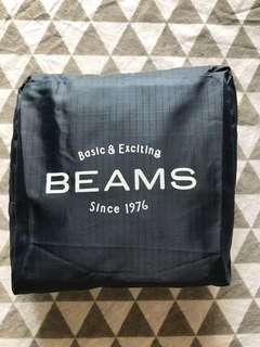 日本雜誌Beams摺合款旅行袋