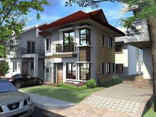 House and Lot for sale In Capitol Park Homes 2