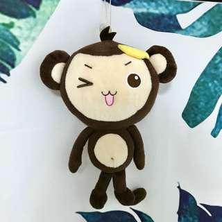 長尾猴娃娃
