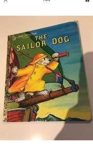 The Sailor Dog - Little Golden Book