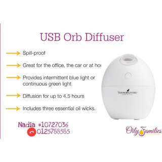 Orb Diffuser by Young Living