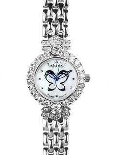 Jewelry Watch (Silver)