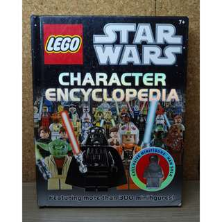 Lego: Star Wars Character Encyclopedia