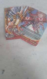 Buddyfight Cards Dragon Knights
