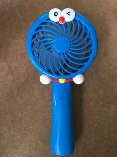 Rechargeable hand fan