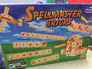 Spellmaster Bricks