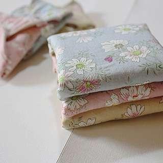 『女性私密用品 の 和風有機棉日用M巾』