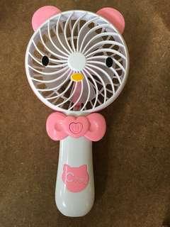 Rechargeable fans