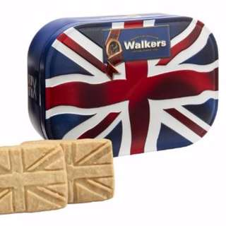 More than 30% off - Retail 11.60 Special edition walkers tin nice shortbread , nicest butter cookies scotland Great for gift . Exp 30 Aug 18