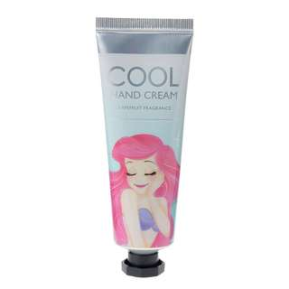 Japan Disneystore Disney Store Ariel the Little Mermaid Shine Hand Cream