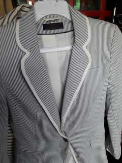 New Look Stripes Blazer