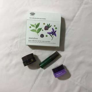 *NEW* Innisfree Best Collection Kit