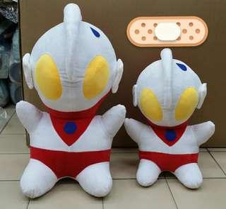 Ultraman soft toy