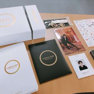 Loose items Wanna One MD Diary Official Merchandise