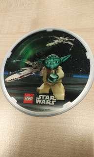 Lego X-Wing / Yoda Sticker