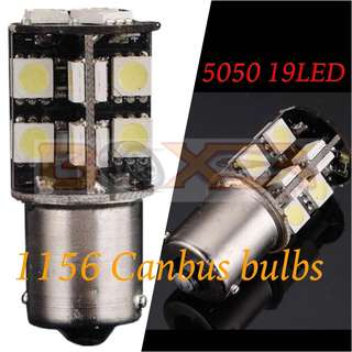 Canbus 1156 white led