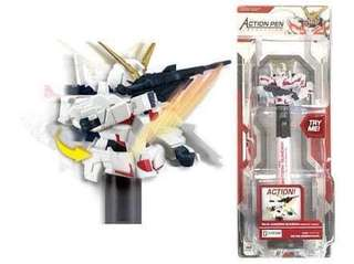Gundam Action Pen Evolution Unicorn
