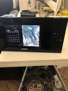 Sony 二合一電子相架+打印機