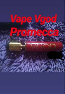 Vape Vgod Promecca