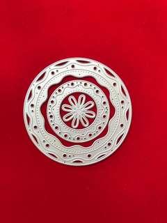 Circle frames #8 scrapbooking Cutting Dies