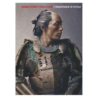 Manic Street Preachers Resistance Is Futile Deluxe Edition 2CD 2018 (包郵)