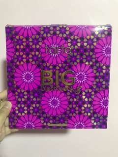 TARTE BIG BLUSH BOOk (BBB) 3