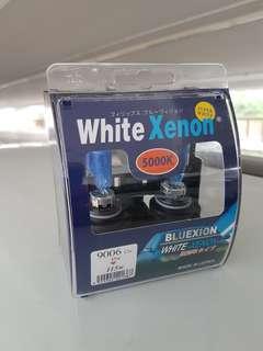 9006 / HB4 12V 55W 5000K WHITE LIGHT!