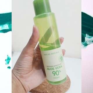 Nature Republic Aloe Vera toner 90%
