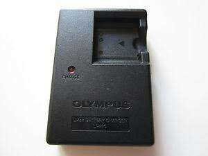 Original Olympus LI-40C Battery Charger and LI-42B battery