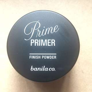 Banila Co. Prime Primer Finish Powder
