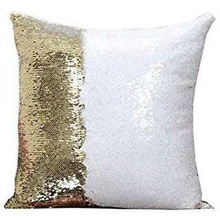 Mermaid Sequin Personalized Pillow Case