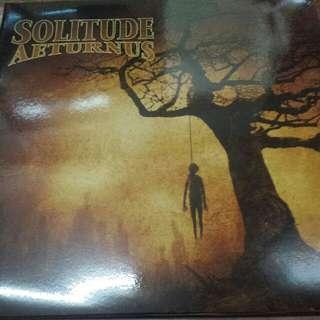 Vinyl Record 2xLP: Solitude Aeturnus–Alone - Doom Metal