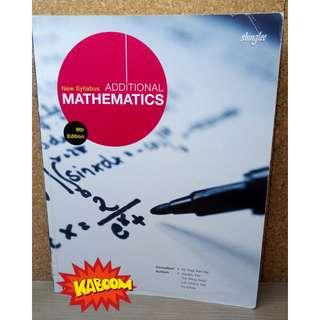 New Syllabus Additional Mathematics