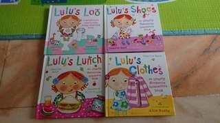 Lulu 英語系列套書