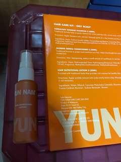 Yun nam hair nutritional lotion 3 (30ml) for oily scalp