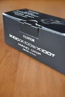 Handgrip for Fuji's X100s series - MHG-X100