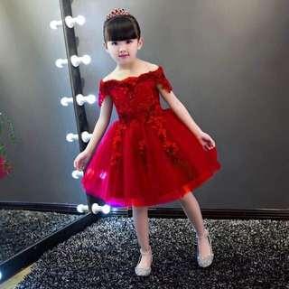 Kid's Dress (semi-formal)