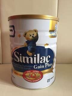 Similac Gain Plus Stage 3