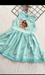 Instock now !! Limited Stock level!! Moana dress brand new gd quality size 3yrs to 8yrs old