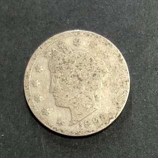美國早期硬幣